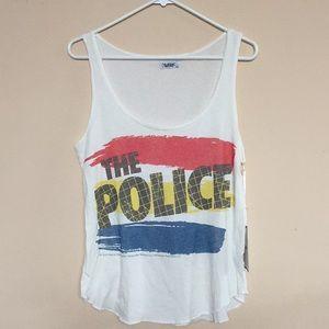 Lauren Moshi The Police tank top
